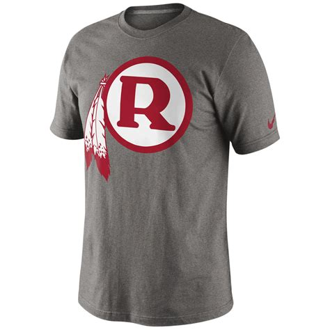 Tshirt New Hurley Putra Collection nike redskins retro logo t shirt in gray for lyst