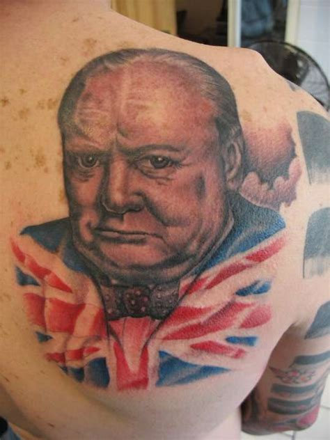 winston churchill tattoo symbolic quotes from winston churchill quotesgram