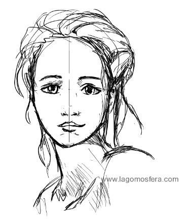 imagenes para dibujar rostros de personas c 243 mo dibujar personajes mejor