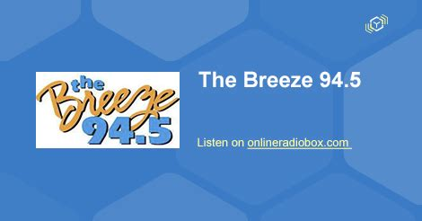 the breeze listen live 94.5 mhz fm, hastings, united