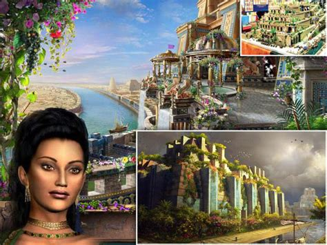 imagenes jardines babilonia 191 d 243 nde est 225 n los jardines de babilonia leyendas hechos