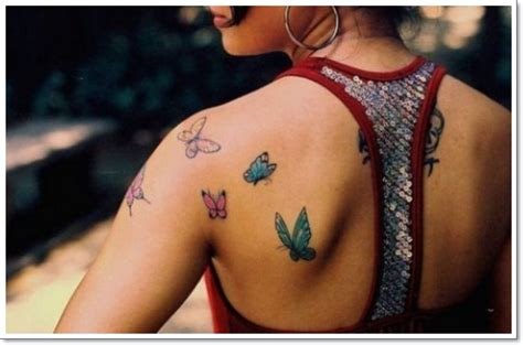 butterfly tattoo location 95 gorgeous butterfly tattoos the beauty and the significance