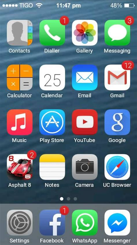 iphone launcher apk ios launcher en android descargar apk