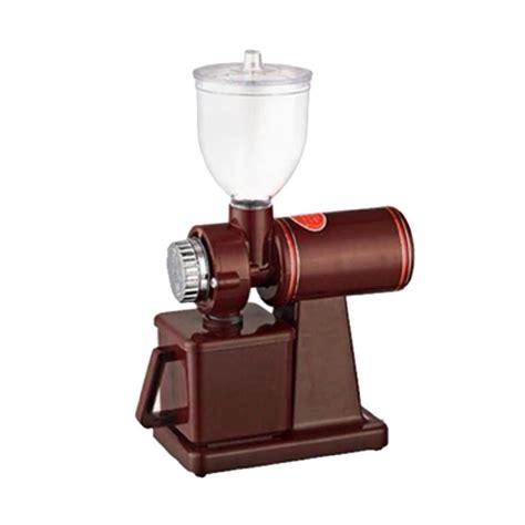 Mesin Grinder Kopi jual masema ms cg600 coffee grinder mesin penggiling kopi