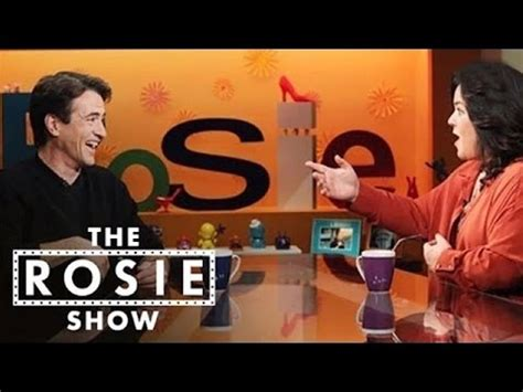 Rosie Shows Again by Rosie And Dermot Mulroney Play I D Never The Rosie Show