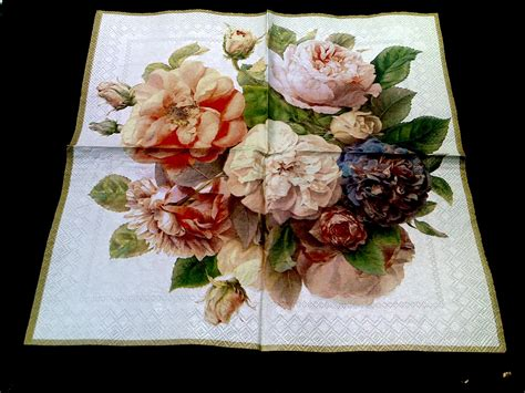 Tissue Paper For Decoupage - isha home decoupage tissue paper