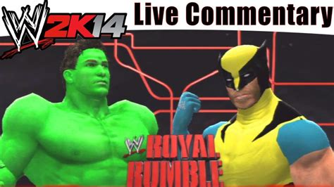 match incredible stats and 1509825002 wwe 2k14 wolverine vs incredible hulk marvel match mulitplayer with live dual commentary youtube