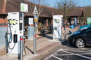 Electric Cars Uk Charging Points Ecotricity Bows To Demands To Extend Charging Times On