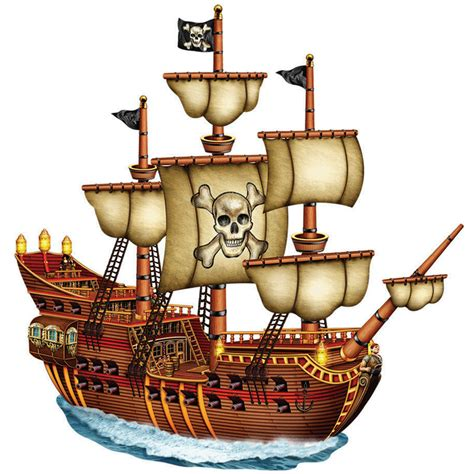 Pirate Ship 301 moved permanently