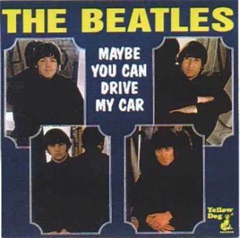 drive my car the beatles maybe you can drive my car orange