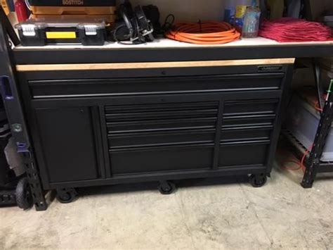 Husky 52 In 13 Drawer And 1 Door Tool Chest And Cabinet by The 25 Best Husky Workbench Ideas On Kitchen
