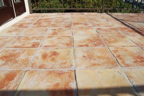 Handmade Terracotta Floor Tiles - handmade terracotta square floor tile