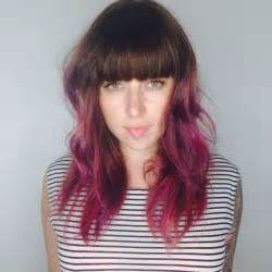 black hair to raspberry hair 25 best ideas about raspberry hair on pinterest