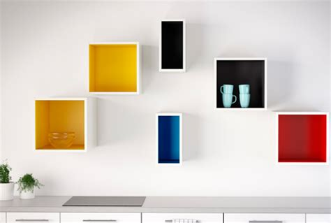 Kitchen Cabinet Colors - ikea s sektion is exploding with color