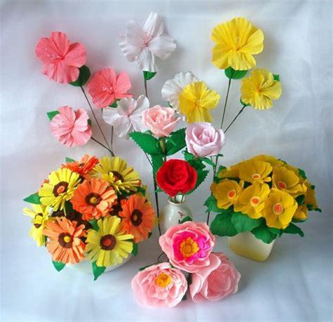 fiori fatti con la carta nuova pagina 1