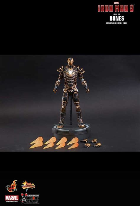 Toys Ironman 9 Special Edition New Last Stock toys iron xli bones vamers store