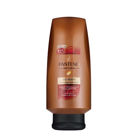 Shoo Pantene Malaysia truly co wash cleansing conditioner pantene