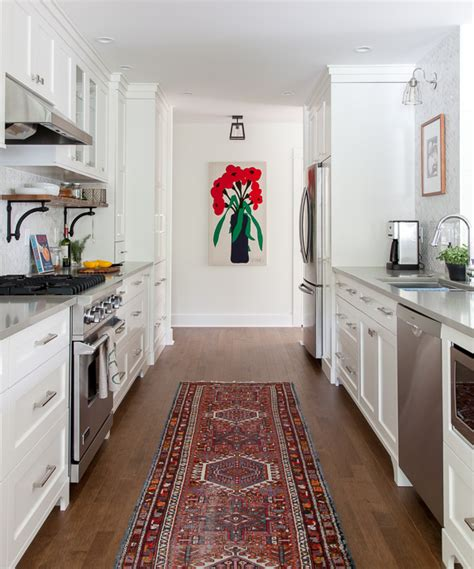 Galley Kitchen Rugs Before After Kitchen Breakfast Nook The House Diaries