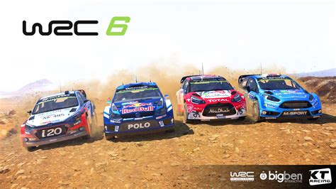 Wrc 6 Ps4 by Wrc 6 Review Rolling Around In The Dirt