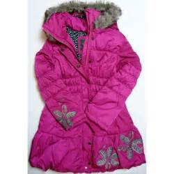 Catimini girls padded coat coats and jackets twinkle twinkle