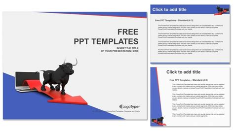 stock market ppt templates free stock market chart powerpoint templates
