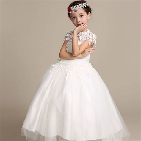 Bj Line Dress Blue children s flower dresses discount wedding dresses