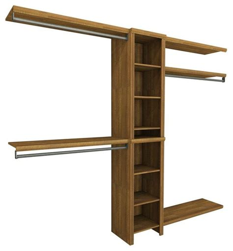 4 foot closet organizer closetmaid closet organization impressions 4 ft 9 ft