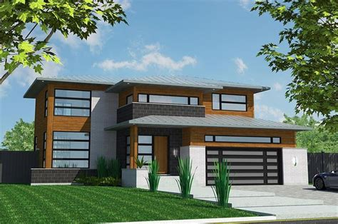 theplancollection com modern house plans front elevation of cottage home theplancollection house