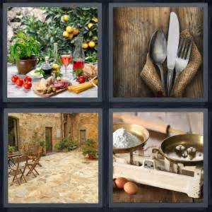 is backyard one word 4 pics 1 word answer for fresh wood outdoor antique