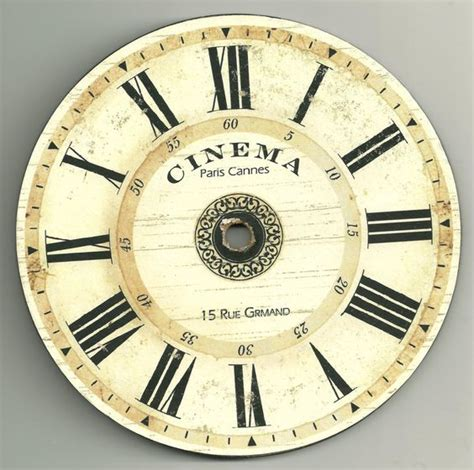 cool clock face for the home pinterest clock faces antique clocks and clock on pinterest