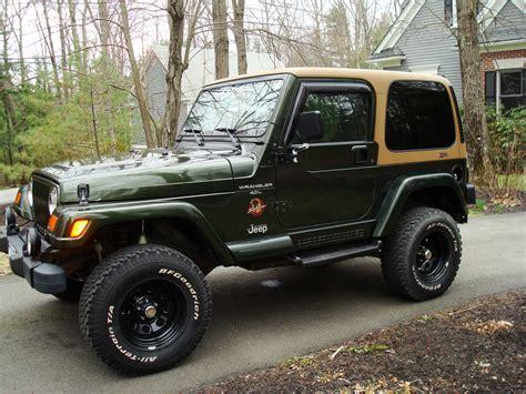 1998 Jeep Wrangler 1998 Jeep Wrangler Exterior Pictures Cargurus
