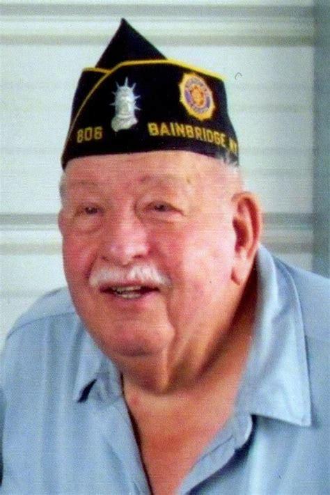 obituary of robert fink c h landers funeral home