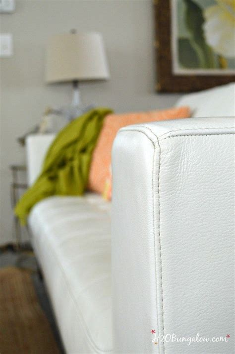 how to clean white upholstery the 25 best cleaning leather furniture ideas on pinterest