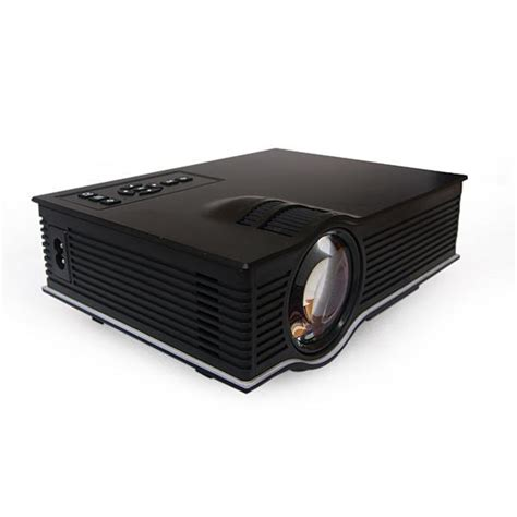 Mini Projector Uc40 uc40 mini led projector for work study entertainment pc fans world
