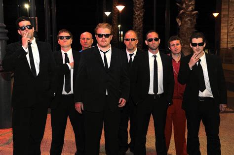 reservoir dogs cast reservoir dogs live on stage at holden theatres adelaide by