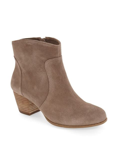 sole society boots sole society sole society romy bootie shoes