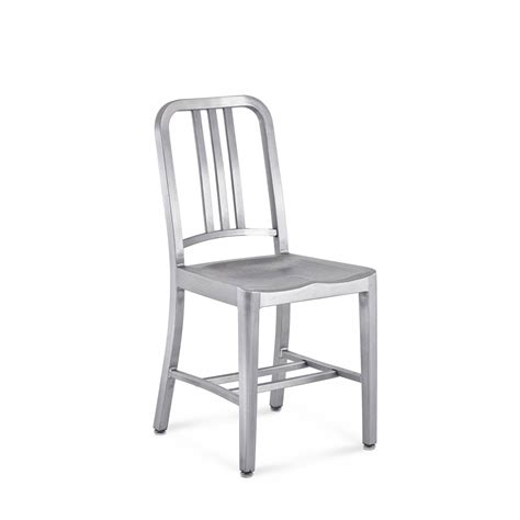 emeco aluminum navy chair navy 174 chair