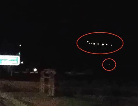 of lights arizona ufo sightings daily lights event happens again