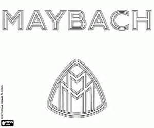 Maybach Logo 1 Tshirtkaosraglananak Oceanseven 1 ausmalbilder maybach logo zum ausdrucken