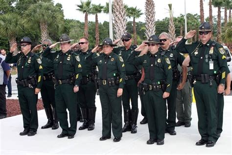 Flagler County Sheriff Office by Flagler County Sheriff S Office Honors Fallen