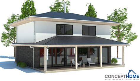 compact house design australian house plans small australian house plan ch187
