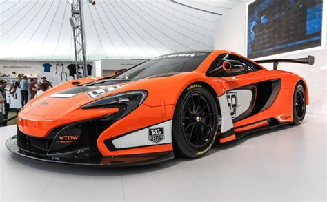 McLaren 650S GT3 hits up the Goodwood Festival of Speed