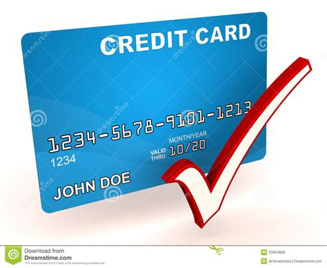 No Credit Card Search Credit Card Ok Royalty Free Stock Images Image 33354669