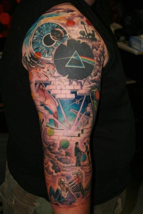 pink floyd tattoos pink floyd tattoos