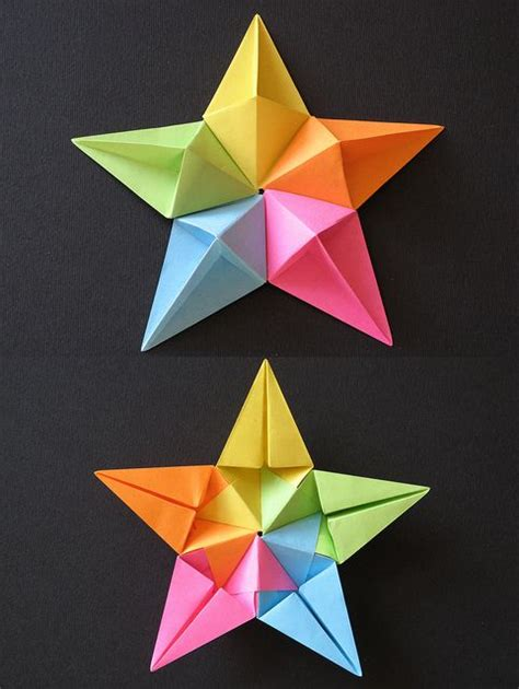 interesting paper folds 28 images paper folding by