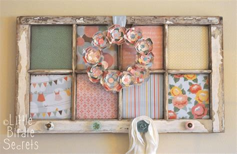diy recycle old picture frames home decor idea recycled top 10 smart diy ideas for recycling old windows top