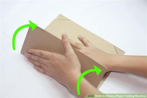 Paper Folding Jig - how to make a paper folding machine 11 steps with pictures