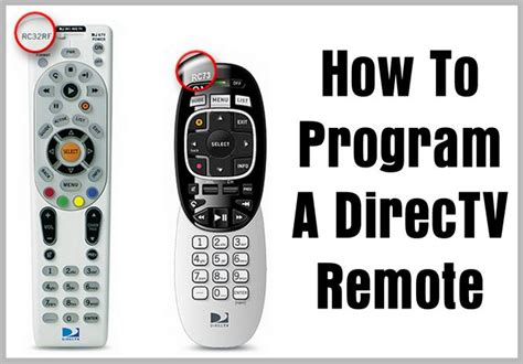 Remote You Can Do With An Mba by How To Program A Directv Remote Codes For