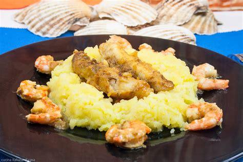 cucinare con il curry pescatrice o coda di rospo al curry ricette di cucina
