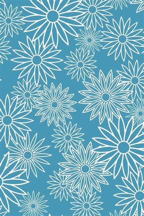 daisy pattern hd 17 best images about backgrounds flowers blues on